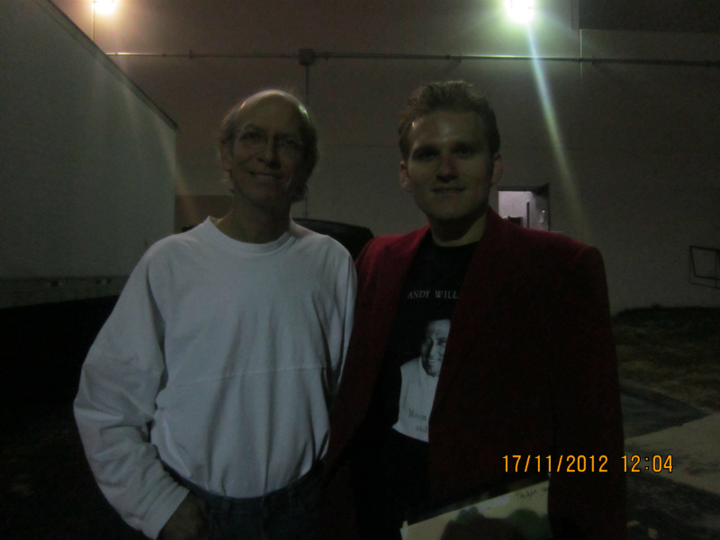 Matt Barber and John Scott Lavender