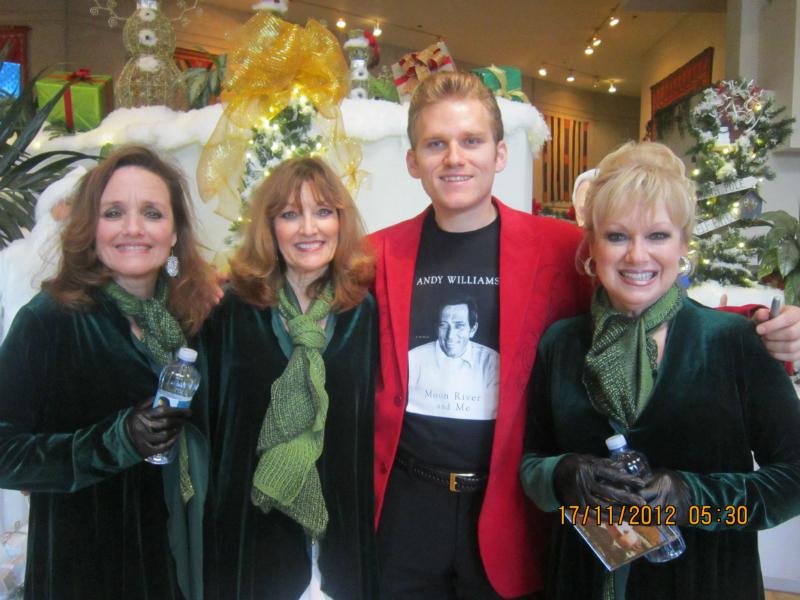 Matt Barber and The Lennon Sisters