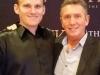 Matt with Las Vegas Hall of Fame Entertainer Bob Anderson